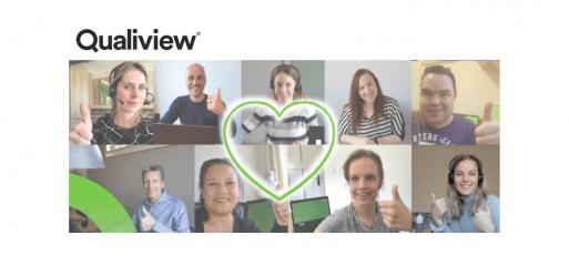 Qualiview helpt met kosteloze tool voor videobellen